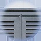 Infissi blindati - Combinato Ferro Ferro - Dettaglio 2