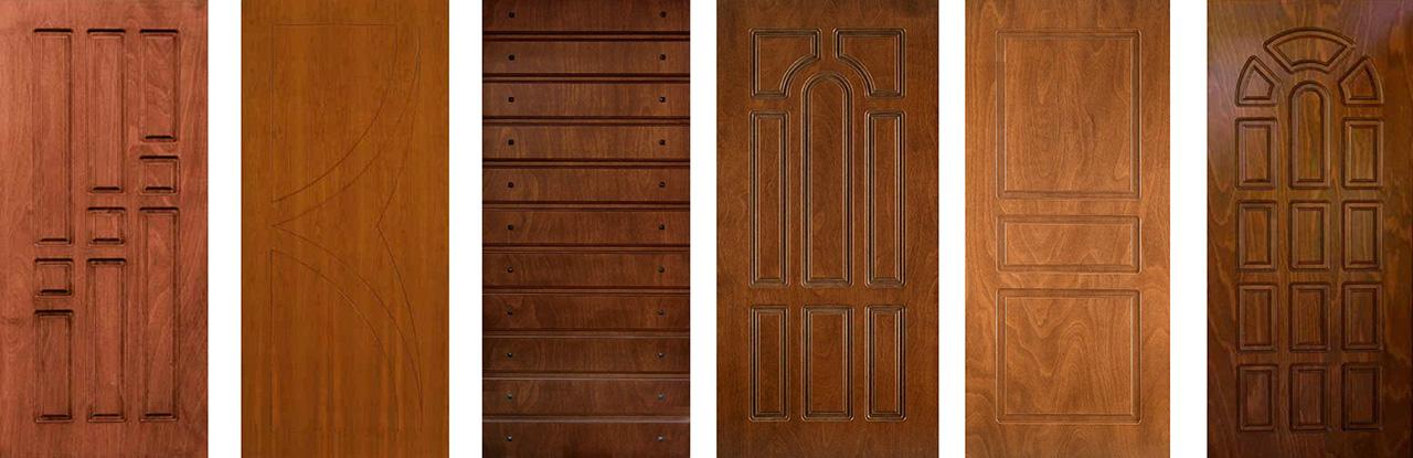 Pannelli per porte blindate pantografati