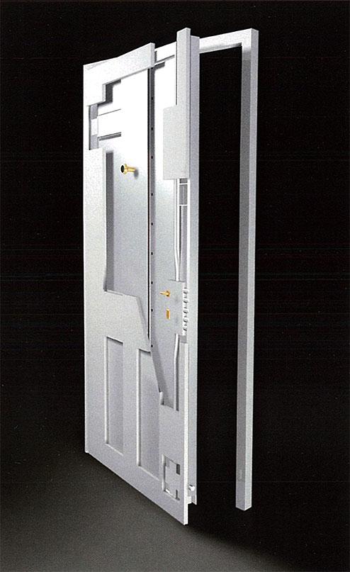 Porta blindata Expert