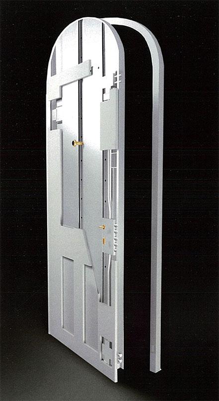 Porta blindata Unica Arco